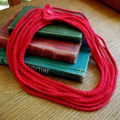 Ten Strand Crochet Necklace Cowl Scarf