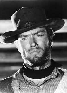 Clint Eastwood, For a Few Dollars More (1965) www.duderanchroundup.com
