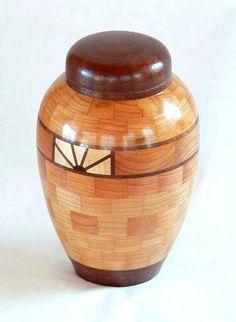 Dick Sowa Woodturning Segmented Vessels