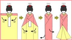 Japanese doll bookmark - easy enough to make it during School Family Night for PARP?