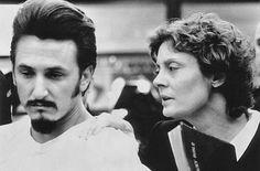 """Sean Penn and Susan Sarandon in """"Dead Man Walking"""" (1995) Susan Sarandon - Best Actress Oscar 1995"""