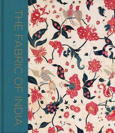 The Fabric of India, el libro de los tejidos