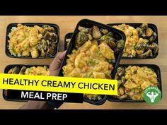 Creamy Butternut Chicken & Rice - Fit Men Cook