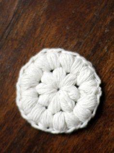 reusable cotton wool pad