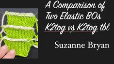 In this video I compare the Elastic BO with the Elastic tbl bind off along with the standard bind off. both of these bind offs are good for a lac. Crochet Cardigan, Knit Crochet, Crochet Hats, Knitting Videos, Knitting Stitches, Stretchy Bind Off, It Cast, Youtube, Patterns