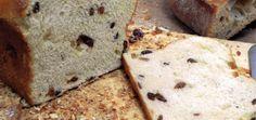 Pan de Molde con pasas, jugoso y nutritivo.
