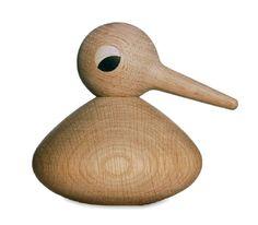 Bird, oak, size large - Architectmade, Kristian Vedel
