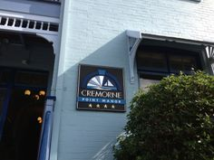 Cremorne Point Manor Sign