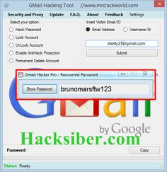gmail hacking software with crack free download