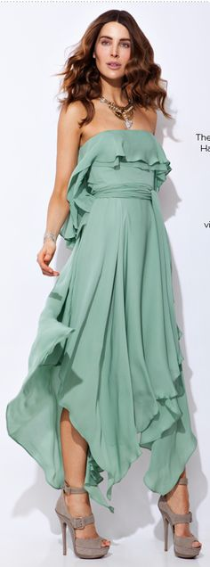 http://www.intermixonline.com/product/designers/halston+heritage/halston+heritage+strapless+ruffled+maxi+dress+.do?sortby=ourPicks    love the color and the silhouette, so cute!