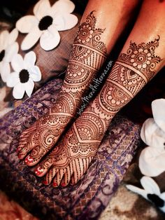 Henna Artist Adorn your hands with latest mehendi designs that can be perfectly curated by Mehndi Artist in Jaipur to make your mehendi ceremony unforgettable. Dulhan Mehndi Designs, Mehandi Designs, Mehendi, Latest Bridal Mehndi Designs, Leg Mehndi, Legs Mehndi Design, Mehndi Designs 2018, Wedding Mehndi Designs, Simple Mehndi Designs