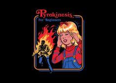 Pyrokinesis for Beginners