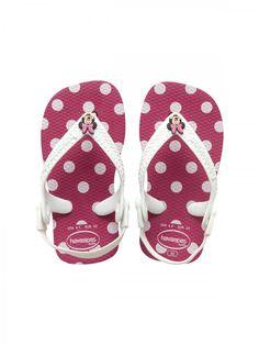 Havaianas Baby Disney Classic Super Pink | Sand Dollar Dubai - Beach / Swimwear Online Store