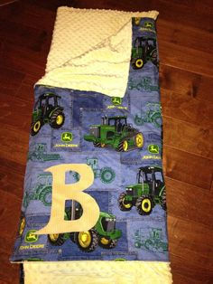 Nap Mat Daycare and pre school sleep mat cover by BBsBlessings, $68.00
