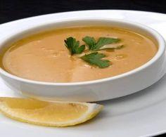 Split Red Lentil Soup