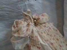 Art Dress Assemblage  Spring. by MesssieJessie on Etsy