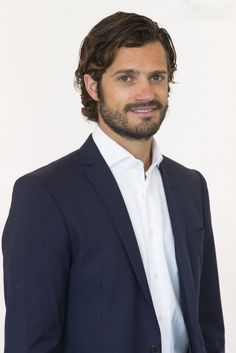 Prince Carl Philip of Sweden attends the trademark Rörstrand porcelain collection on 12 Aug 2013 in Stockholm