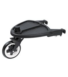 The Bugaboo Wheel board is a fun and easy way to carry a toddler and baby on your Bugaboo pram. The Bugaboo buggy board will support a child up to in weight and has a swivel wheel at the back making it easier to manouvre. Bugaboo Stroller, Bugaboo Donkey, Bugaboo Bee, Bugaboo Cameleon, Baby Strollers, Bugaboo Buffalo, Baby Stroller Accessories, Baby Accessories, Baby Online
