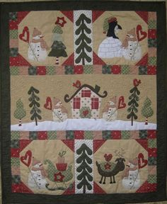 Image result for christmas applique patterns