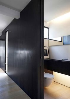 Pocket door - Bathroom