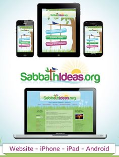 Sabbath Ideas: Sabbath activities for kids and adults!
