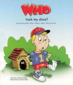 "An autistic boy named Brett struggles with the questions ""who"", ""what"", ""when"", ""where"", ""why"" and ""how"" when he loses his shoe."