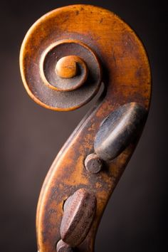 Old Violin by nama75