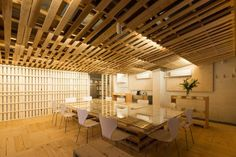 A Palatable Pallet-Driven Office Renovation| EcoBuilding Pulse Magazine | Office Projects, Projects, Sustainable Materials