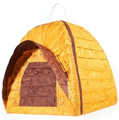 Let's Go Camping Pinata from BirthdayExpress.com