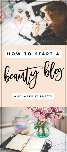 Step-by-step guide to starting your own blog!