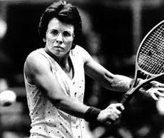 """""""I think self-awareness is probably the most important thing towards being a champion."""" Billie Jean King Tennis champion who fought for equal pay Billie Jean King, Tennis Rules, Le Tennis, Great Women, Amazing Women, Amazing People, Billy Jean, Tennis Legends, Tennis Match"""