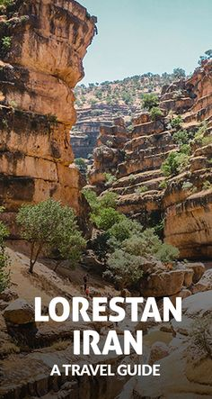 A guide to visiting Lorestan province in Iran - a region on the slopes of Zagros mountain well known for its rivers, waterfalls and canyons. Best Places To Travel, Cool Places To Visit, Places To Go, Visit Iran, Iran Travel, Travel Photos, Travel Articles, Worldwide Travel, Luxor Egypt