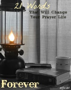Change Your Prayer Life Forever - More Than Four Walls