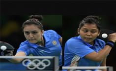 "India's TT players Manika Batra (21) and Mouma Das (33) have created history by becoming the first Indian pair to reach the quarterfinals of the World Table Tennis Championships. The pair received a walkover from their opponents Li Jie of the Netherlands and Li Qian of Poland as Li Qian had suffered a stomach problem. The event is held in Dusseldorf, Germany. The duo will now take on the No. 1 and 2 Chinese players, Ding Ning and Liu Shiwen in an upcoming match.  The 33-year-old Das said, ""I…"
