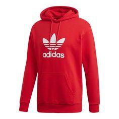 Details zu Adidas Originals Trefoil Logo Adicolor TNT Tapped Hoodie Yellow BS4669