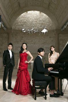 Five Fingers, starring Chae Si Ra, Joo Ji Hoon, Ji Chang Wook, and Ham Eun Jeong (Subtitles @ http://www.darksmurfsub.com/forum/index.php?/topic/5560-five-fingers-2012/) #korean #drama #kdrama