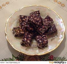 Cukroví - Burizonové kostky Sweets, Beef, Food, Meat, Gummi Candy, Candy, Essen, Goodies, Meals