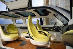 Future Car, Kia KV7 Concept, 2011 Detroit Auto Show