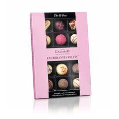 Exuberantly Fruity H-Box Selection   Hotel Chocolat   £12