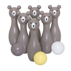 Bloomingville - Bowling Play Set
