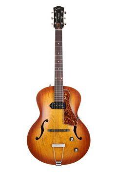 Godin 031986 5th Avenue Archtop Jazz-Style Acoustic Guitar (Kingpin P90, Cognac Burst) Godin,http://www.amazon.com/dp/B001QCXSGE/ref=cm_sw_r_pi_dp_j13utb1D630WF3TK
