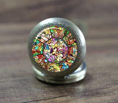 Necklace,Disney  Pocket Watch,Disney  Locket necklace, locket necklace on Etsy, $9.99