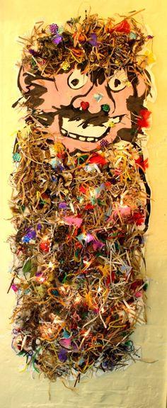 the twits artwork Roald Dahl Activities, Art Activities, Reading Activities, Classroom Displays Ks2, Library Displays, Rold Dahl, Bfg Roald Dahl, Georges Marvellous Medicine, Display Boards For School