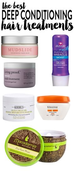 The Best Deep Conditioning Hair Treatments - My Newest Addiction