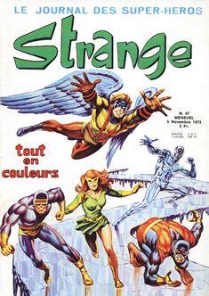 Couverture de Strange -47- Strange 47