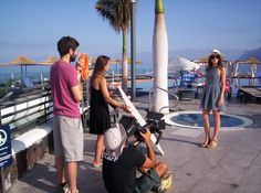 Making of El escapista 2015