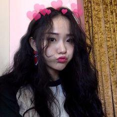 *・゚✧ honeyxmlk ☆・* Mode Ulzzang, Ulzzang Korean Girl, Korean Aesthetic, Aesthetic Girl, Uzzlang Girl, Pretty Asian, Dream Hair, Kawaii, Types Of Fashion Styles