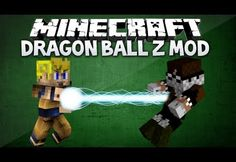 Minecraft Dragon Ball Z 1.7.10 Mod