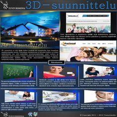 Vieraile sivustollamme http://tunturimedia.fi/3d-suunnittelu/ lisätietoja 3D-Suunnittelu.3D-visualisointi palvelut ovat tärkein hyödyllisiä menetelmä nykypäivän rakennusalalla. Avulla näistä palveluista voit saada selkeä käsitys oman rakennuksen ennen varsinaisen rakentamisen. Lisäksi tarjoamme 3d-suunnittelu palveluja, jotka voivat auttaa sinua hahmottamaan oman rakennuksen selkeästi.