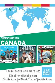 Children's books set in Canada